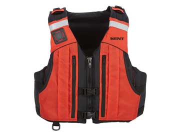 1350 first responder vest from Kent Safety
