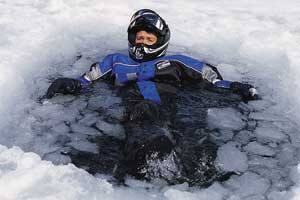 Ice rider gear mustang survival for Floating ice fishing suit