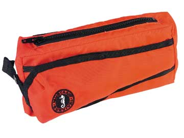 MA6000 utility pouch for inflatable PFD's