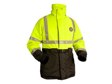 MC1504T3 ANSI floater coat