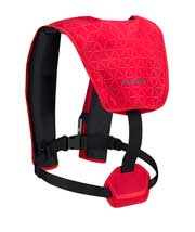 MD2981 Manual Inflatable PFD back view