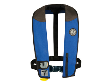 MD3084 inflatable pfd with sailing harness