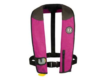 md3087 automatic inflatable pfd