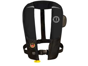 MD3183 automatic hydrostatic inflatable PFD