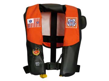 md3183 uscg automatic inflatable pfd