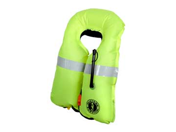 Md3183 34 Uscg Aux Automatic Hit Pfd Mustang Survival