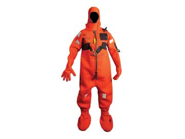 MIS230 HR neoprene cold water immersion suit