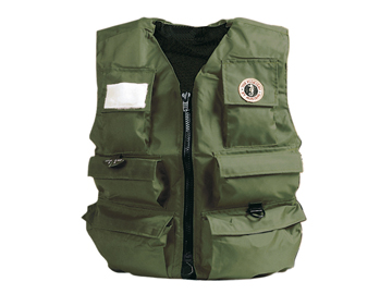miv10 inflatable fisherman vest