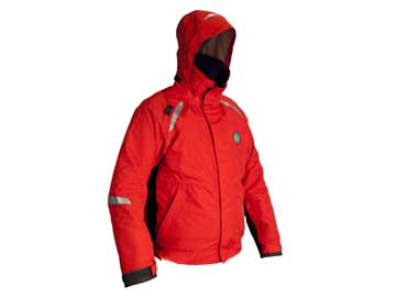 MJ5244 Catalyst Bomber flotation jacket
