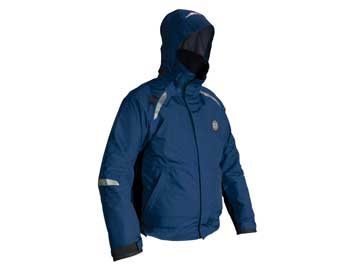 MJ5244 catalyst float jacket