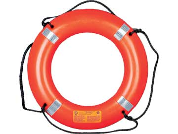 mrd030 30 inch ring buoy from mustang survival