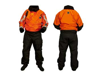 Sentinel Series heavy duty dry suit MSL644