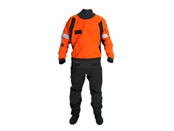 MSD660 Sentinel Series Aviation Rescue Swimmer dry suit