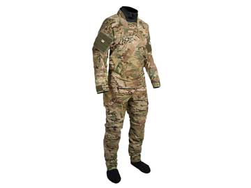 Sentinel Series special operations dry suit MSL678