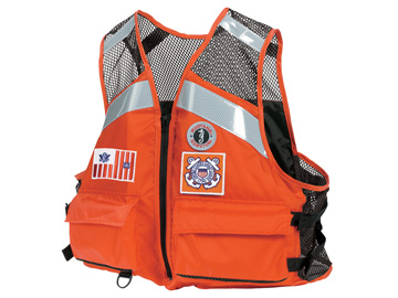 mv125422 us coast guard mesh vest