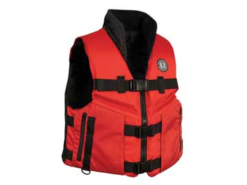 MV4620 accel100 fishing vest