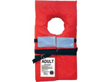 MV8020 adult type 1 life preserver mustang survival