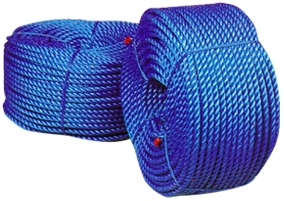 Polyethylene rope from Machovec