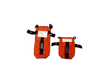 telephone or radio pouch for PFD