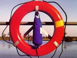 Seahorse Coast Guard approved ring buoys